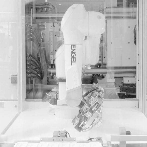 Reinraum-Roboter